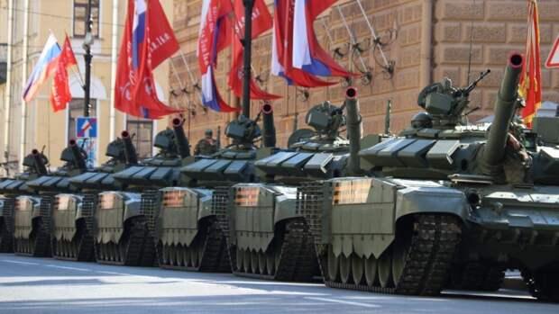 Эксперты оценили военную мощь современной России