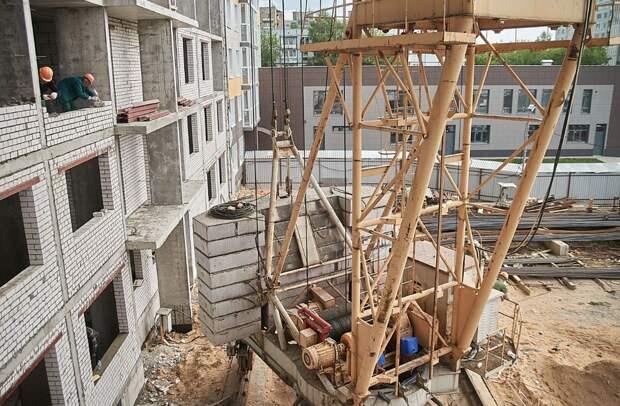 62 807 семей в Тверской области переехали в новые квартиры и дома