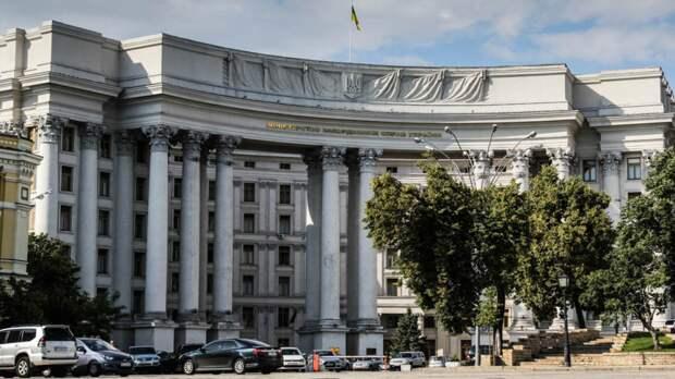 Украина назвала условие, при котором отменит водную блокаду Крыма