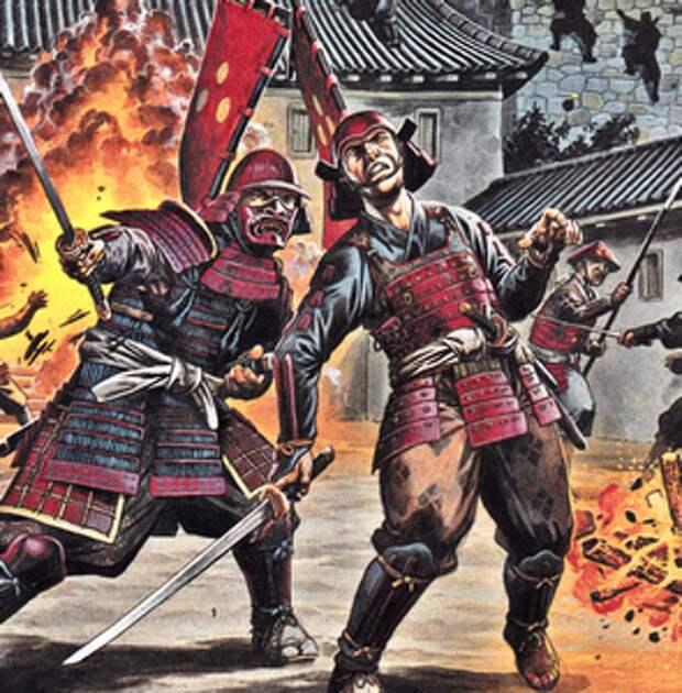 Ниндзя превращали крестьянские инструменты в супероружие