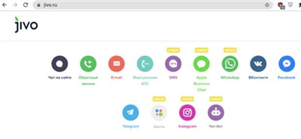 """""""Сбер"""" закрыл сделку по покупке приложения для бизнес-коммуникаций Jivo"""