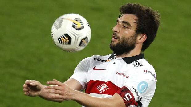 Джикия хочет включить в контракт со «Спартаком» отступные для европейских клубов