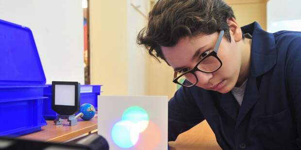 Мастер-класс по основам робототехники проведут в МАДИ для школьников