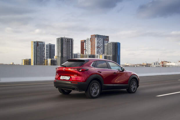 От Краснодара до Сочи — на кроссовере Mazda CX-30. Тест-драйв