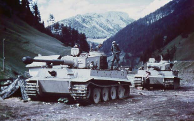 Немецкий «Тигр» против нашего ИС-2 – битва технологий