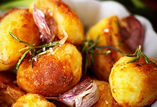 Мастерское запекание картошки: секреты профи