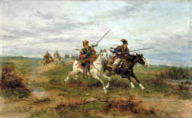 Запорожские казаки доставляли проблемы не только Крымскому Ханству, но и Османской Империи.