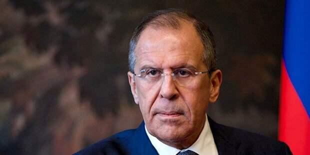 Лавров рассказал о конфронтации России и США