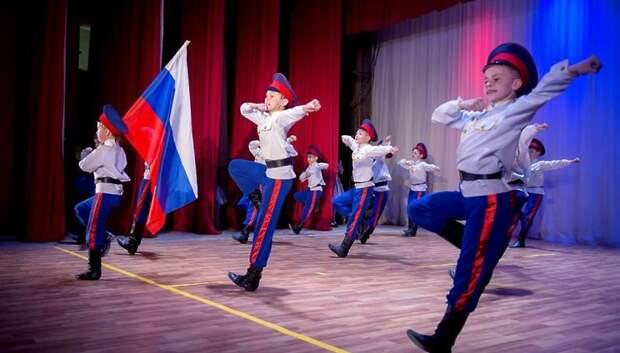 Концерт воспитанников хореографической студии пройдет в Подольске в пятницу