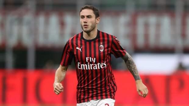 «Милан» готовится улучшить контракт Калабрии