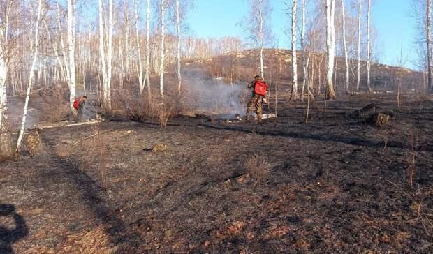 В Башкирии ввели особый противопожарный режим