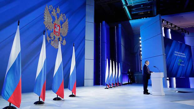 «Расширить горизонт планирования»: какие вопросы стали приоритетными в послании Путина Федеральному cобранию