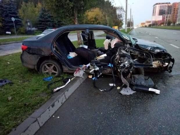 Пьяный водитель устроил ДТП в Ижевске: в аварии погиб бывший депутат Госсовета Удмуртии