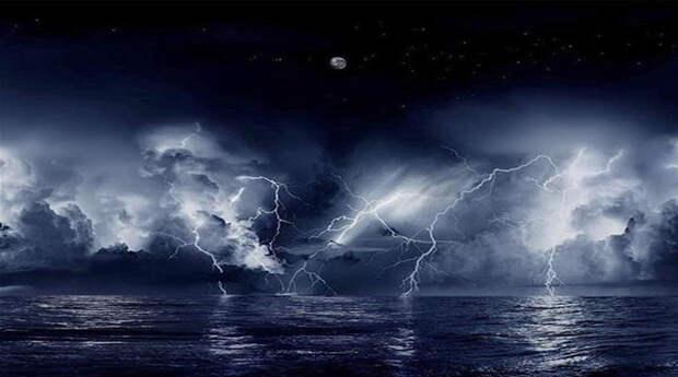 Уникальный феномен молний Кататумбо