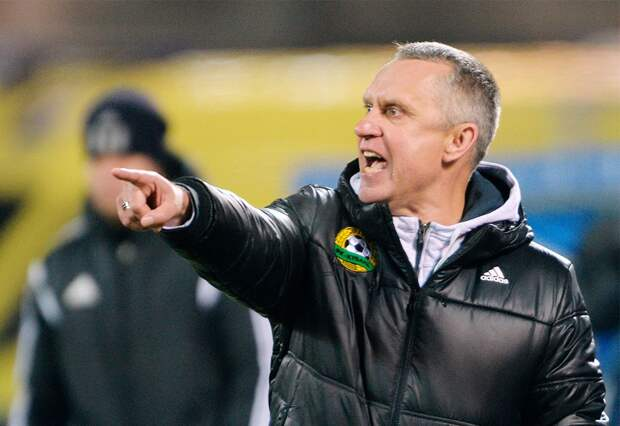 Бывший тренер ряда российских клубов Кучук подал в отставку с должности тренера минского «Динамо»