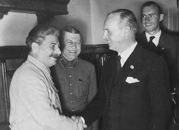Как Иоахим фон Риббентроп лично готовил убийство Сталина