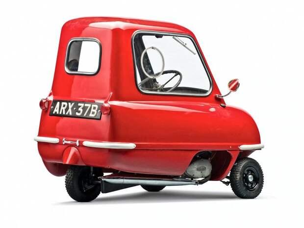 Самый маленький автомобиль авто, рекорд