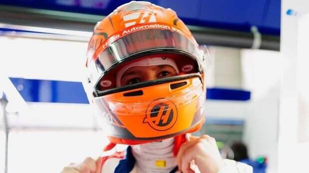 Мазепин заявил онамерении провести в «Формуле-1» несколько лет