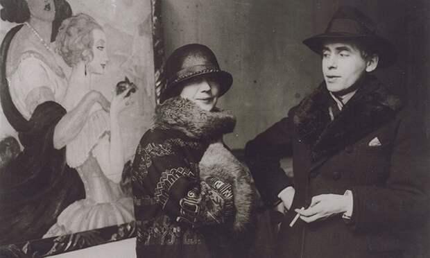 Вот как выглядели первые мужчины, ставшие женщинами.