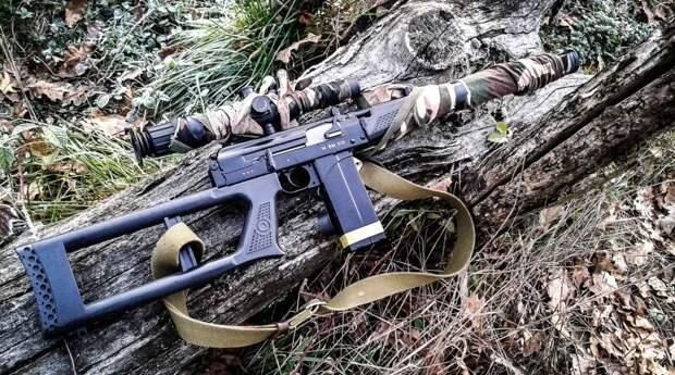 9-мм войсковой снайперский комплекс «вск-94»