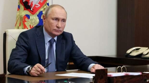 Путин в интервью NBC заявил, что не обеспокоен словами Байдена о нем