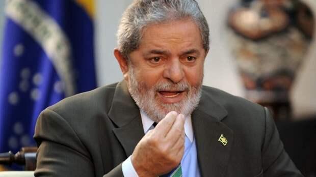 Верховный суд Бразилии отменил приговор экс-президенту Луле да Силве