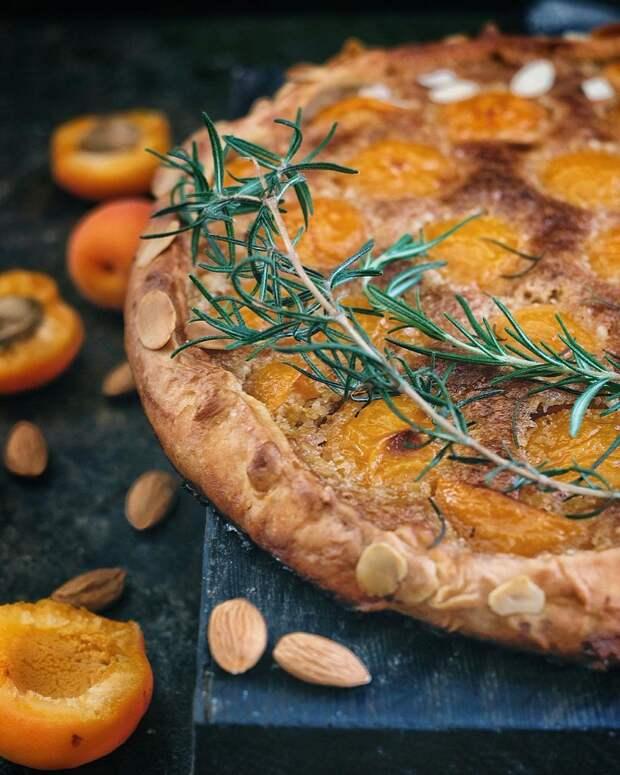 Как использовать невкусные абрикосы? Приготовить с ними галету