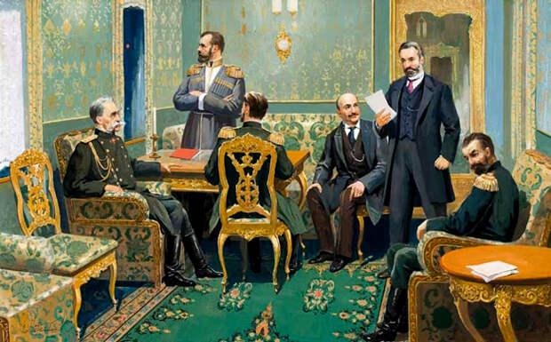 Глава Росархива: Отречение Николая II сомнению не подлежит