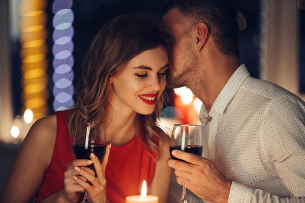 Что надеть на романтический ужин