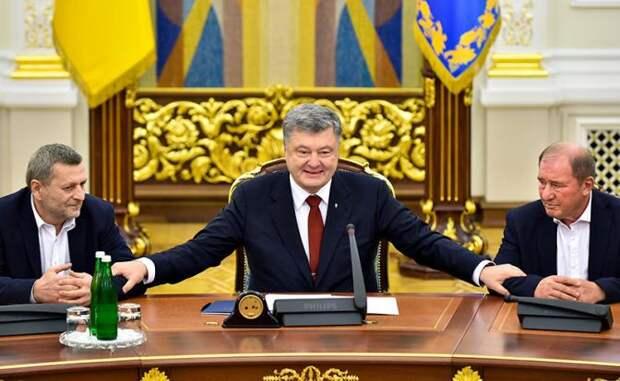 Порошенко: Я утоплю Путина и Крым в токсичном море