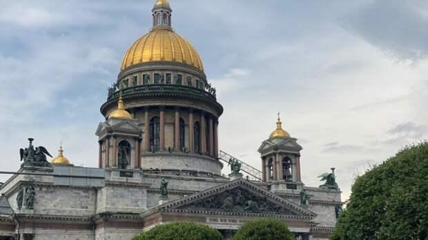 Синоптики прогнозируют в Петербурге понедельник без осадков
