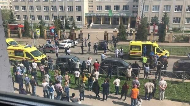 Власти Казани предложили досрочно отправить учеников гимназии №175 на каникулы