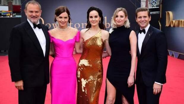 «Аббатство Даунтон» вернется на экраны новым полнометражным фильмом