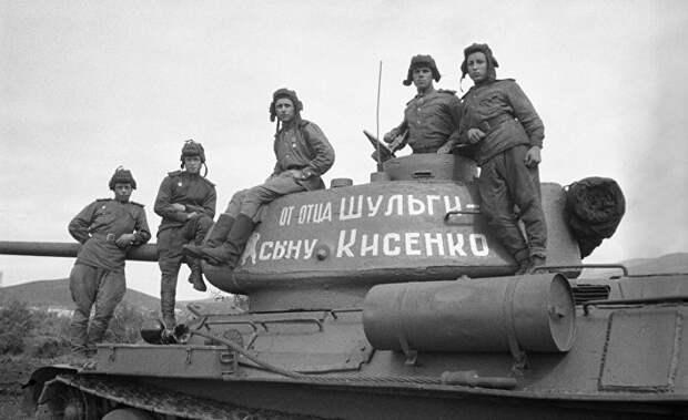 Т-34: грозный русский танк, сокрушивший Гитлера и победивший во Второй мировой войне? (The National Interest, США)