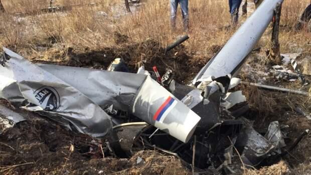 Находившиеся в разбившемся вертолете под Архангельском направлялись на охоту