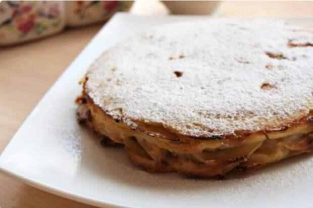 Больше никогда не буду печь шарлотку: нашла идеальный рецепт яблочного пирога