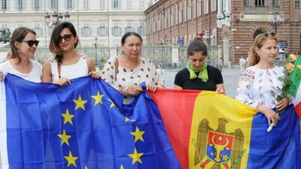 Молдаванам осталось ждать слияния с Европой 10 лет