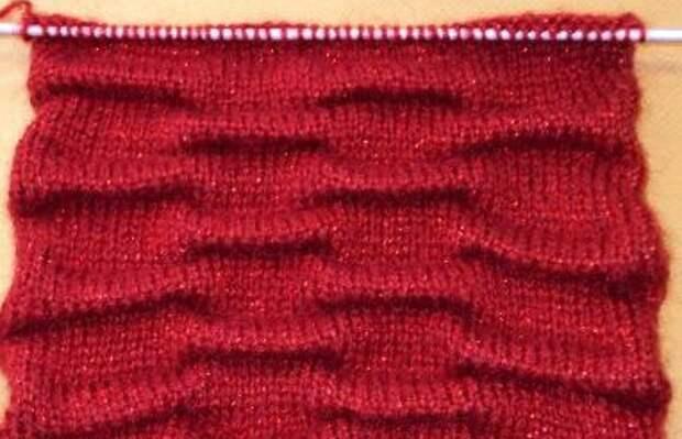 Снуд Клоке спицами: как вязать теплый аксессуар на зиму