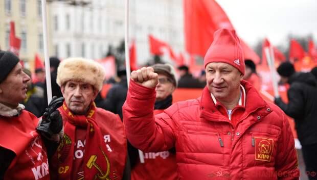 В. Рашкин против России
