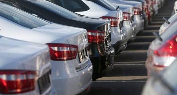 Продажи автомобилей LADA в ЕС упали на 42,7%