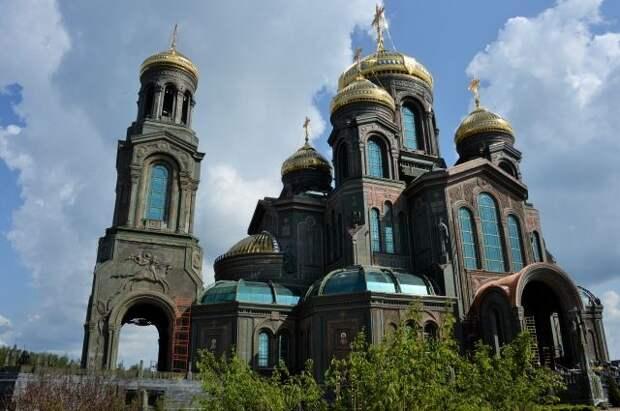 Главный храм ВС России стал одним из самых посещаемых храмов РПЦ