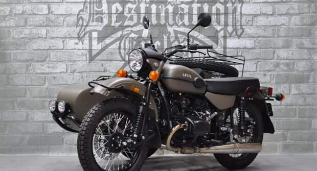 За сколько сейчас можно купить новый мотоцикл Урал?