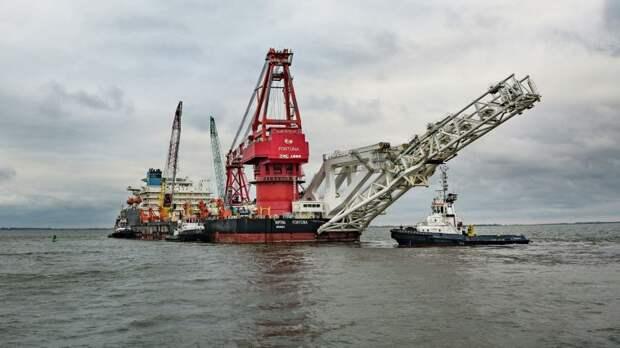 На Украине оценили ущерб для экономики от запуска «Северного потока — 2»