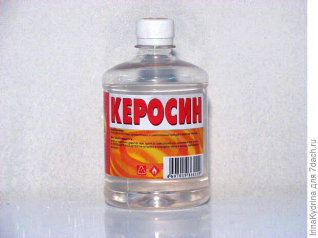 Керосин (Фото с сайта kakprosto.ru)