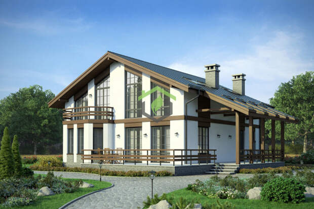 Особенности домов из газобетона