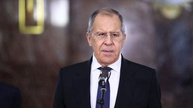 Лавров сравнил действия стран Балтии и США с поведением «дворовых хулиганов»