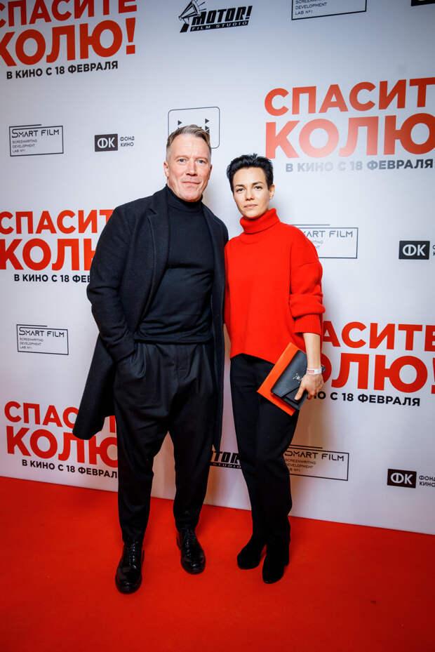 Знакомство с родителями: Дмитрий Нагиев, Анна Старшенбаум и Ольга Кабо