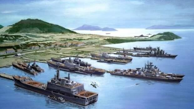 Sohu: Россия может увести вьетнамский порт Камрань из-под носа у США