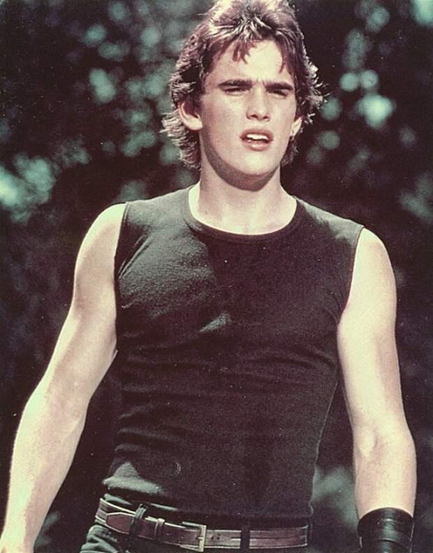 Мэтт Диллон - наиболее известен по фильму Бойцовая рыбка, 1983 Голливуд., Лица с экрана, кинематограф