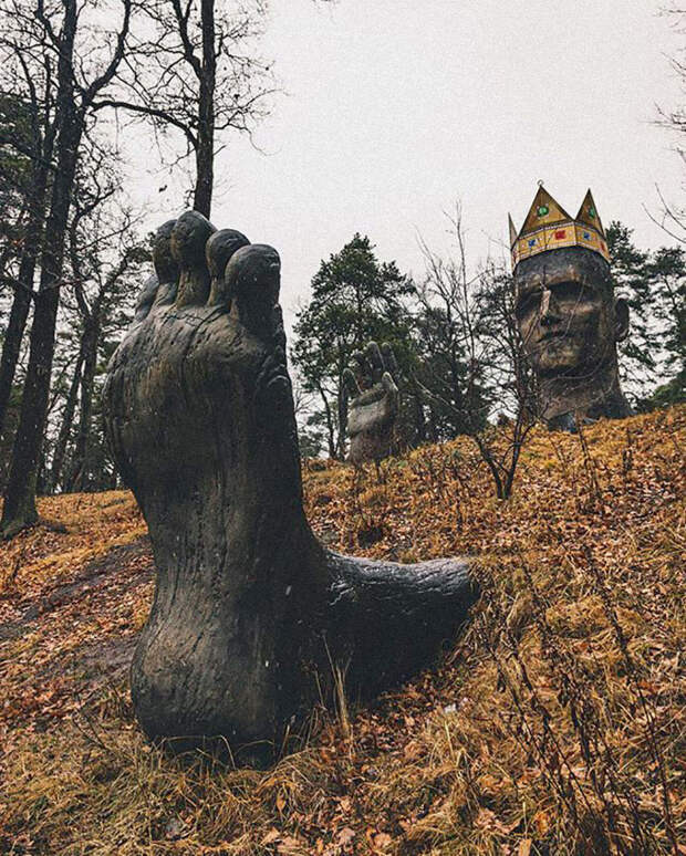 Советская заброшка и редкие пейзажи, от которых захватывает дух (ФОТО)